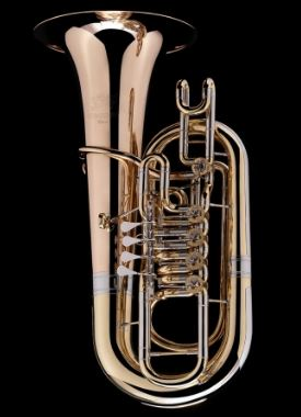 Wessex tuba F, model Berg