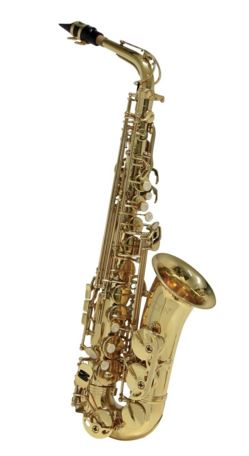 Conn Eb-Alt Saxofon AS650 SET